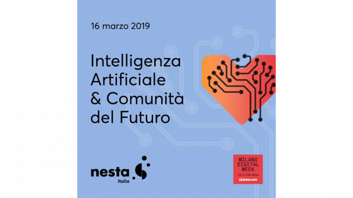 "AppY Lab con FallEng partecipa alla Milano Digital Week all'evento ""Intelligenza Artificiale & Comunità del Futuro"""